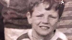 Eleven-year-old Francis Rowntree died after he was hit by a rubber baton round in 1972