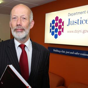 Minister David Ford said the breach of the Data Protection Act should not have happened