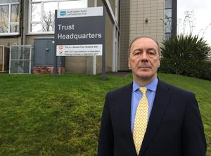 Seamus McGoran for South Eastern Health and Social Care Trust (David Young/PA)