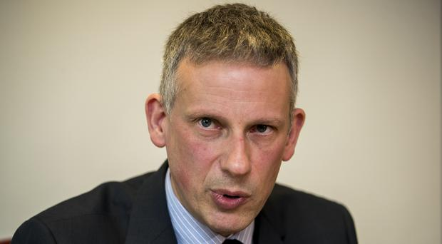 Detective Chief Superintendent Raymond Murray has criticised attacks carried out by paramilitaries as barbaric and unjustifiable (Liam McBurney/PA)