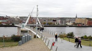 Hope Beyond Hurt is part of a wider programme of events in Londonderry
