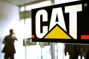 Caterpillar aim to resume production at the company's west Belfast plant on Monday