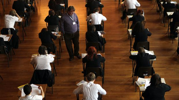 A Belfast post-primary school has become the latest to opt out of academic selection due to the pandemic (David Davies/PA)