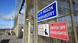 Sickness absence has cost the Northern Ireland Prison Service more than £3 million annually for the last three years, a report said (DOJ/PA)