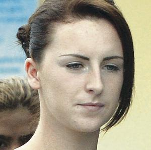 Michaella McCollum was jailed for six years and eight months