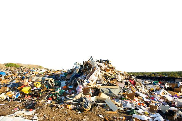 Tonnes of waste originating in NI is shipped overseas