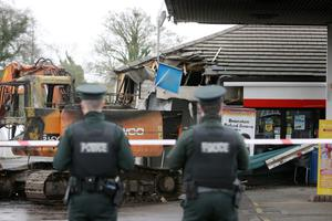 Police believe organised crime gangs were responsible for a number of ATM thefts in NI this year.