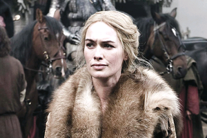 Lena Headey as Cersei Lannister Game of Thrones Season 4