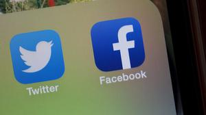 Youngsters aged between 12 and 15 get up at least once a week on a school night to check sites such as Twitter and Facebook, a study has revealed