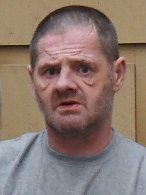 Paul Kineton outside Londonderry Magistrates Court yesterday