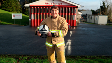 Karen McDowell, NI Fire and Rescue Service