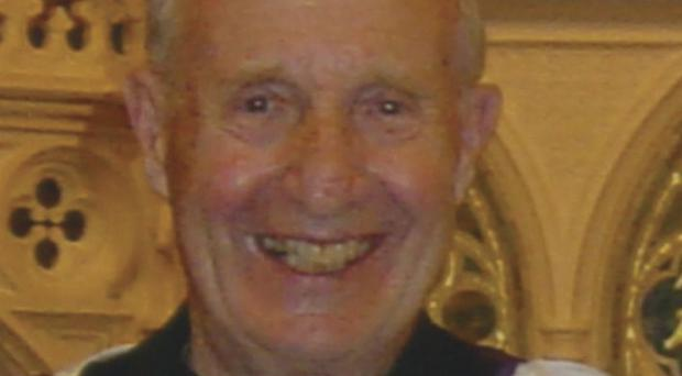 Thomas McGonigle was born in 1922 in Donegal