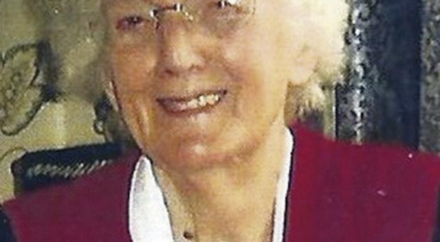Mary (101) had 'a zest for living'