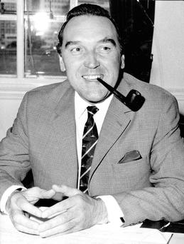 Pipe-smoking Yorkshireman Roy Mason believed in tough security