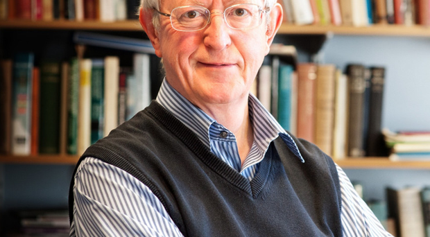 Award-winning professor Keith Jeffrey was seconded to the Cabinet Office to write the history of MI6