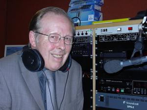 Adam Coates hosted BBC Radio Ulster's Sportsound programme for 20 years