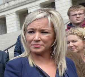 Agriculture Minister Michelle O'Neill