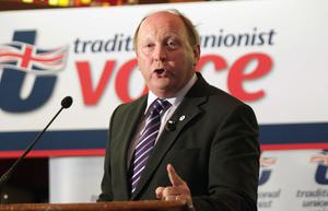 TUV leader Jim Allister is widely regarded as one of the most sure-footed performers in the Assembly