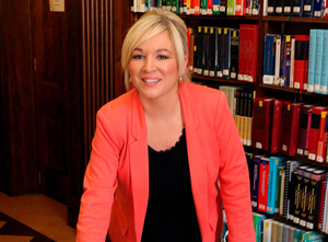 Michelle O'Neill is Agriculture Minister