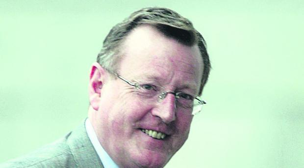 Former First Minister and Ulster Unionist leader David Trimble