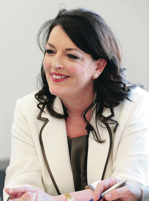 Tina McKenzie, NI21's Euro candidate, believes the public is ready to embrace change