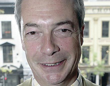 Hustings: Nigel Farage