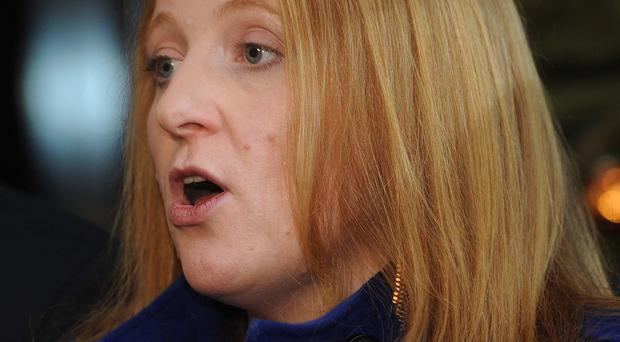 Naomi Long MP is deputy leader of the Alliance Party of Northern Ireland