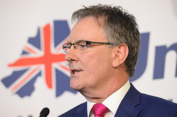 UUP leader Mike Nesbitt