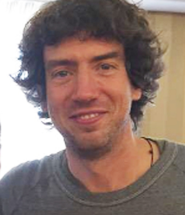 Flying solo: Gary Lightbody