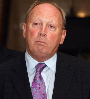 Jim Allister called for cuts in the salaries of special advisors