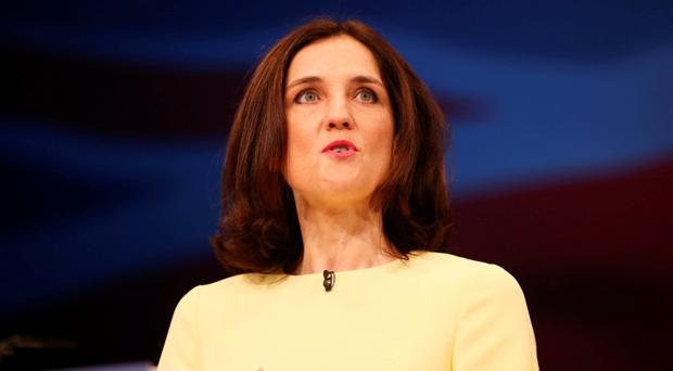 Deal: Theresa Villiers