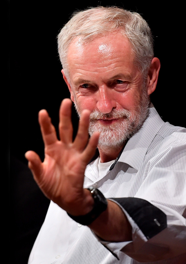 Corbyn's Labour does not field candidates in NI