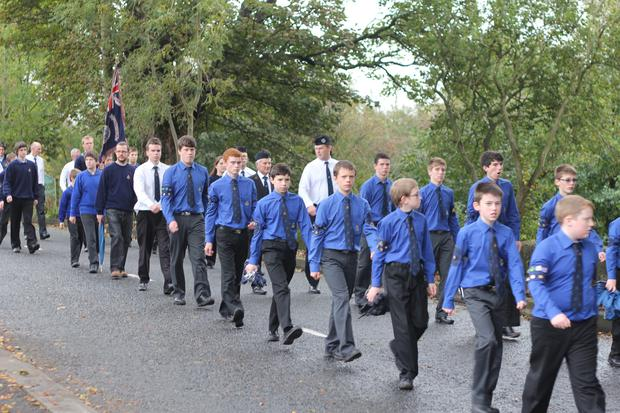 Jude Collins' remarks likening dissidents to the Boys' Brigade have caused huge controversy