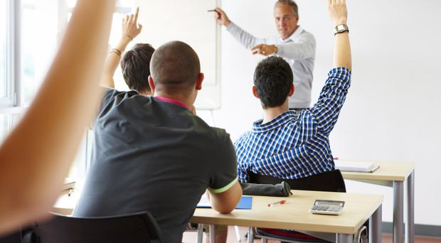 A leading Northern Irish teaching union has called for the backing of parents for their teachers to tackle