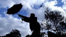 The Met Office has issued a weather warning for wind in NI. (Kirsty Wigglesworth/PA)
