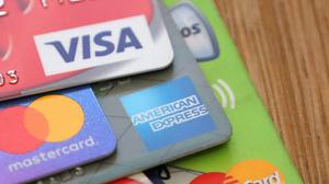 Card payments dropped by a third (Andrew Matthews/PA)