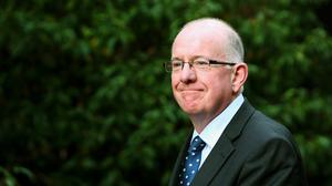 Minister of Foreign Affairs Charlie Flanagan is the first cabinet minister to attend a Somme remembrance event in Belfast