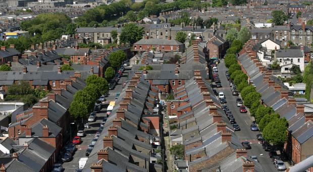 The average monthly rent in Dublin is 32% higher than the 2007 peak (Niall Carson/PA)