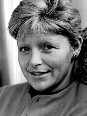 Veronica Guerin, who was shot dead in a gangland-style killing (Steve Humphreys/PA)