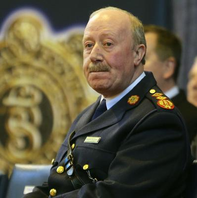 Garda Commissioner Martin Callinan says he definitively eliminated over recent days the possibility of any unauthorised spying by members of his force