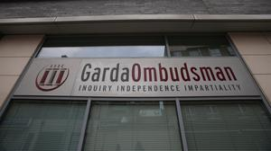 The GSOC offices in Dublin (Niall Carson/PA)