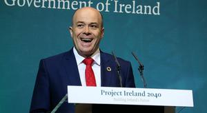Denis Naughten is the convenor of The Regional Group (Brian Lawless/PA)