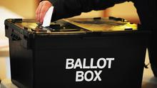 'The exit poll in the Irish elections have sent seismic shocks through the political system, given the historic surge in first-preference votes for Sinn Fein, which equals the two other big parties Fianna Fail and Fine Gael' (Rui Vieira/PA)
