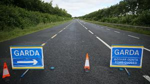 Gardai and the Road Safety Authority have renewed their appeal for road users to take extra care (Brian Lawless/PA)