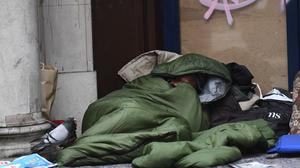 An affordability crisis will continue to drive people into homelessness, the Simon Communities of Ireland has warned (Victoria Jones/PA)