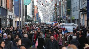 A leading business body is predicting a strong Christmas for the retail sector