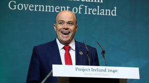 Denis Naughten (Brian Lawless/PA)