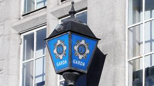 Garda sources say they have no power to arrest the man as he did not commit any offence. (Niall Carson/PA)