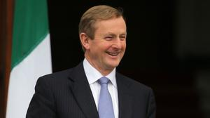 Enda Kenny says a range of measures will be introduced in the budget to help pave the way for reform
