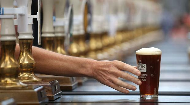 Some workers had an allowance of up to 14 pints a day, records show